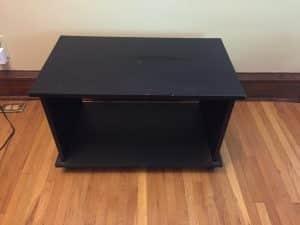 side hustle tv stand