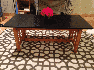 trash find coffee table