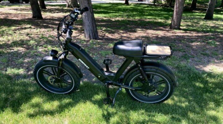 himiway escape bike review