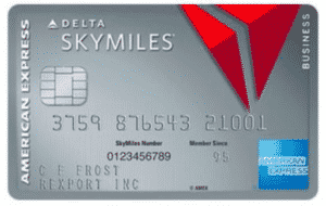 amex delta platinum business