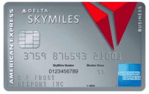 amex delta platinum business