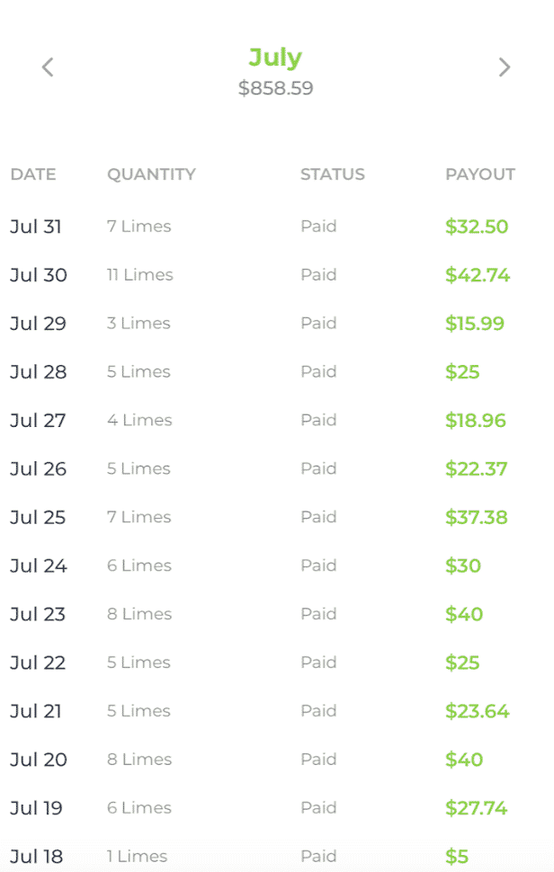 July 2019 Side Hustle Report - $3,872 60 - Financial Panther