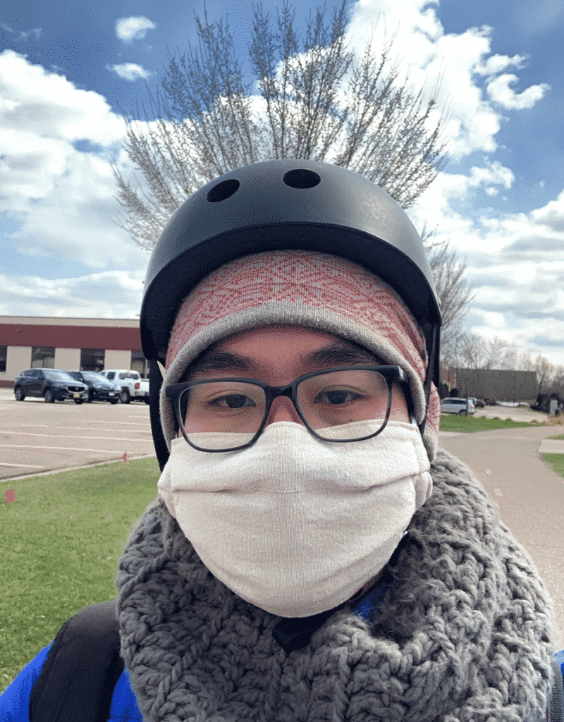 What It's Like Delivering Food During A Pandemic