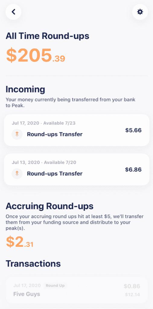 revisão de aplicativos de pico de dinheiro