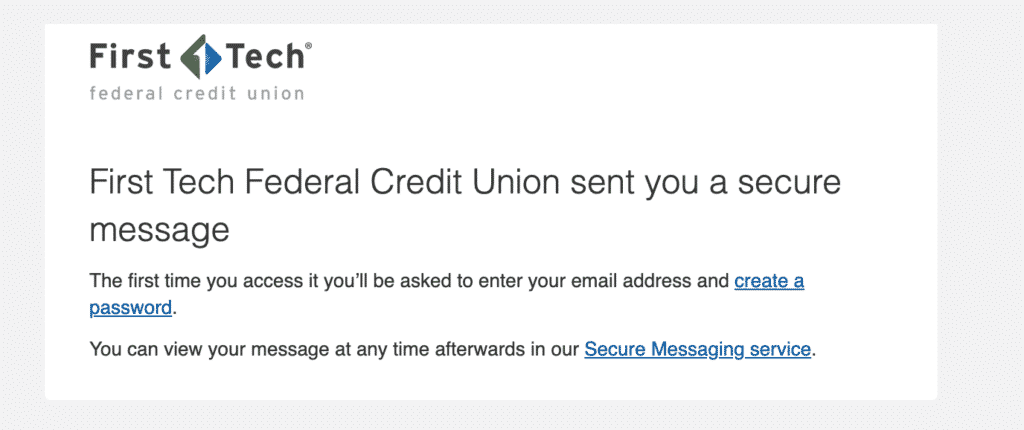 First Tech Federal Credit Union $100 Referral Bonus