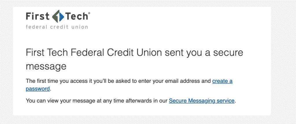 First Tech Federal Credit Union $100 Referral Bonus