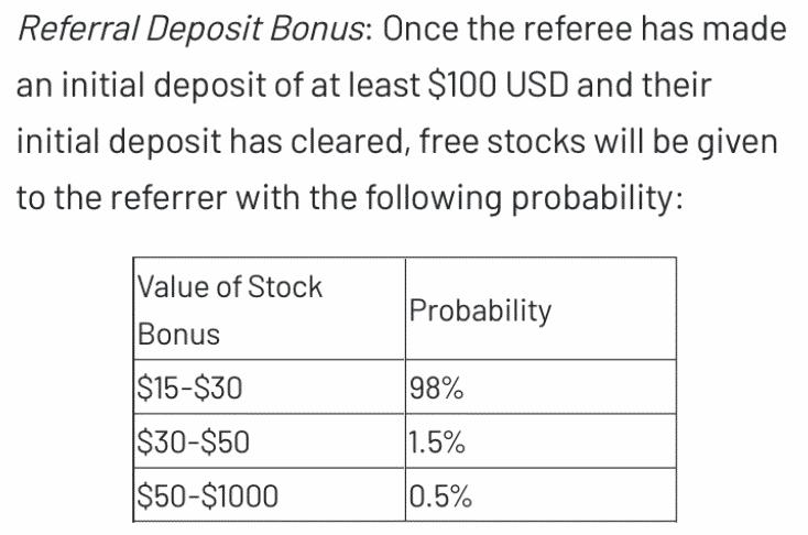 tradeup referral bonus