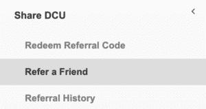 dcu referral bonus