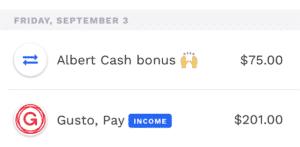 albert-cash-bonus