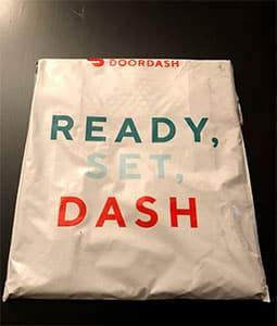 DoorDash Dasher kit