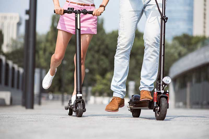 Micromobility In A Post-Pandemic World